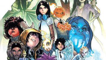 Video un' ambientazione alla harry potter ma con i personaggi della marvel? ecco strange academy