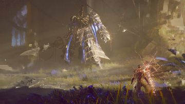 Video babylon's fall di platinumgames si mostra nel primo gameplay trailer