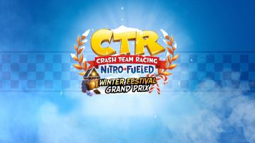 Video crash team racing nitro-fueled festeggia il natale con il winter festival grand prix!