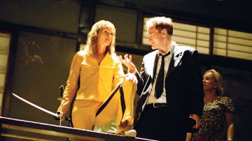 Video quentin tarantino: 'il mio prossimo film? probabilmente kill bill 3!'