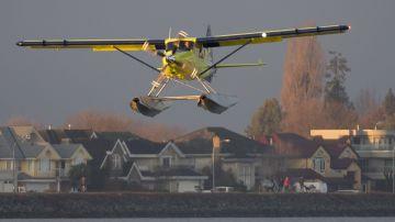 Video e' stato completato il primo volo di prova di un aereo civile elettrico