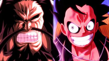 Video rufy vs kaido, lo scontro di one piece sta per mostrarsi in tutta la sua forza