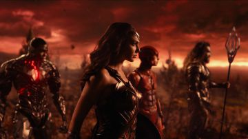 Video justice league: online il video backstage dell'epica scena iniziale tagliata
