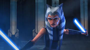 Video godetevi lo spettacolare trailer ufficiale di star wars: the clone wars 7 di diseny+