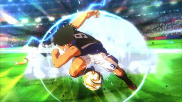 Video captain tsubasa rise of new champions: 14 minuti di gameplay del gioco di holly e benji