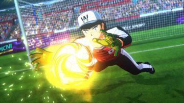 Video captain tsubasa: holly e benji in azione nella video anteprima di rise of new champions