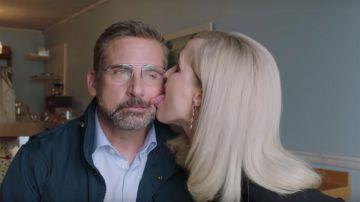 Video steve carell e mackenzie davis nel primo trailer di irresistible