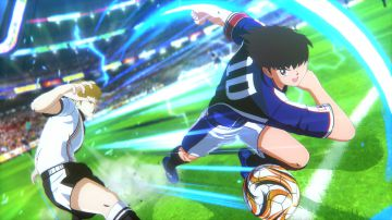 Video captain tsubasa rise of new champions:dal creatore del manga, un messaggio per i giocatori