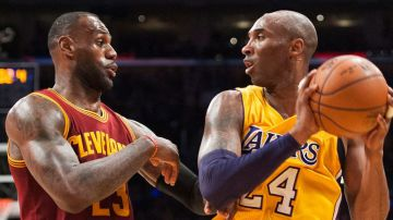 Video kobe bryant: le lacrime di lebron james al ritorno a los angeles