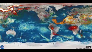 Video questa animazione ci mostra i terribili avvenimenti del 2019: dagli incendi agli uragani