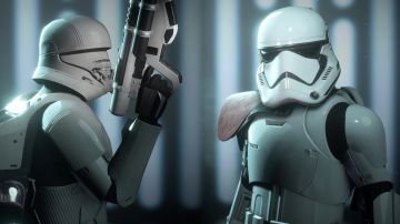 Video star wars battlefront 2: un video mostra come si è evoluta la grafica dal 2018 al 2020
