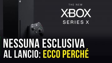 Video xbox series x nessuna esclusiva al lancio: presentiamo in video le parole di phil spencer