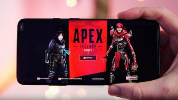 Video apex legends: in video un primo assaggio della versione mobile grazie a geforce now