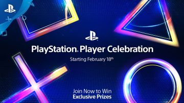 Video playstation player celebration: sony lancia un concorso su ps4 con ricchi premi