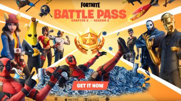 Video fortnite: leak skin battle pass stagione 2: c'è anche deadpool!