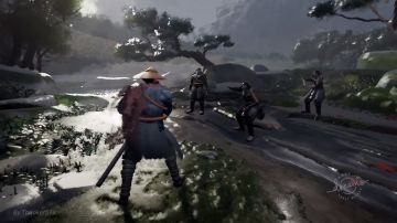 Video anche ghost of tsushima è stato ricreato in dreams!
