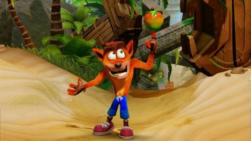 Video crash bandicoot, nuovo gioco? ci pensa un appassionato...su dreams!