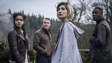 Video doctor who 12: arriva l'inquietante teaser trailer della puntata finale