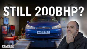 Video quanta potenza perdono le auto nel corso degli anni? il test su una ford mondeo