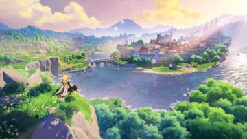 Video genshin impact demo: il gioco ispirato a zelda breath of the wild si mostra al pax east