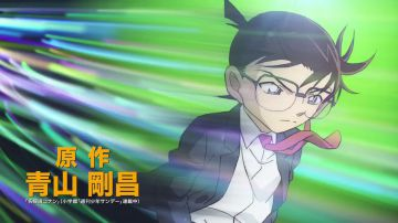 Video detective conan: the scarlet bullet, nuovo trailer e theme song