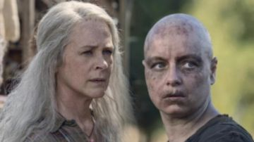 Video carol è ossessionata da alpha nella nuova clip di the walking dead 10