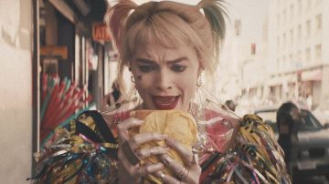 Video sal vi spiega come preparare il sandwich che harley quinn mangia in birds of prey