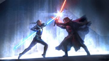 Video la sceneggiatura di star wars: duel of fates prende vita grazie ad un video animato