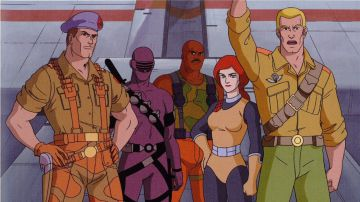 Video g.i. joe: hasbro rende disponibile su youtube la serie cult degli anni '80