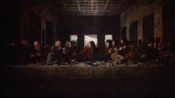 Video l'ultima cena di leonardo da vinci diventa un cortometraggio