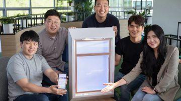 Video samsung, le false finestre con la luce artificiale: è giorno anche di notte