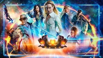 Video legends of tomorrow: i protagonisti pronti a combattere nel teaser del finale di stagione