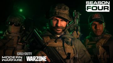 Video call of duty modern warfare e warzone: trailer della stagione 4, c'è il capitano price!