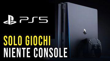 Video ps5: solo giochi, niente console e prezzo! cosa aspettarsi dall'evento del 4 giugno?
