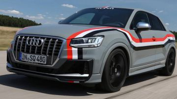 Video può una audi sq2 modificata battere la poderosa lamborghini urus?