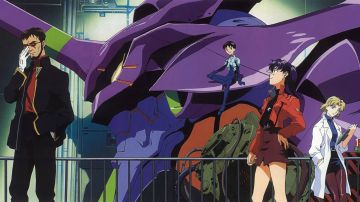 Video neon genesis evangelion: in arrivo una serie di colliri ispirati all'anime