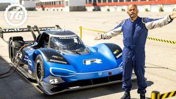 Video chris harris guida la volkswagen i.d. r elettrica nel nuovo video top gear