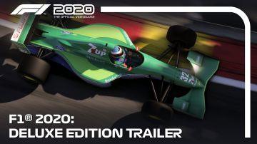 Video le auto della f1 2020 deluxe schumacher edition in un nuovo trailer