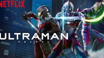 Video ultraman: online il trailer della seconda stagione dell'anime netflix
