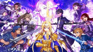 Video sword art online: alicization war of underworld parte 2 si mostra in un esplosivo trailer