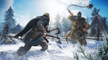 Video assassin's creed valhalla: nuovo video leak con 7 minuti di gameplay