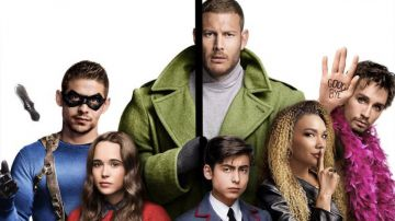 Video the umbrella academy 2, il trailer ufficiale porta la fine del mondo negli anni '60