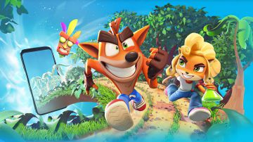 Video crash bandicoot on the run per sistemi mobile si presenta in video su ios e android
