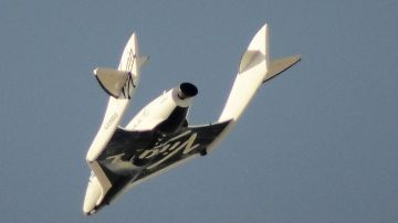 Video turismo spaziale, virgin galactic sta per svelare gli interni di spaceship!
