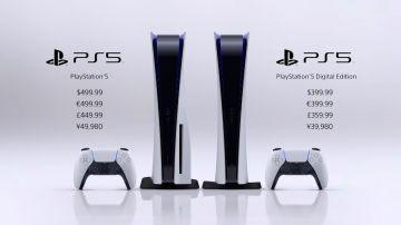 Video ps5: sony svela data d'uscita e prezzo delle due versioni della console!