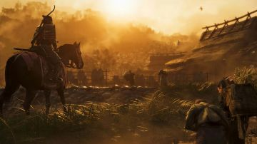 Video ghost of tsushima: sony regala un tema dinamico ps4, ecco come scaricarlo