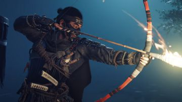 Video ghost of tsushima: il vento si alza nel trailer di lancio