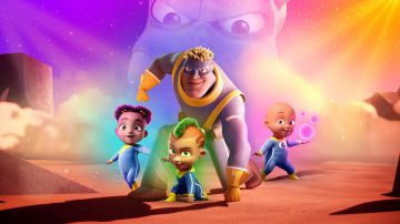 Video netflix: arriva fearless, nuovo film di animazione tra supereroi e videogiochi