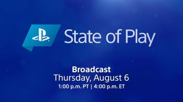 Video state of play annunciato per giovedì 6 agosto, ci saranno novità su ps5?