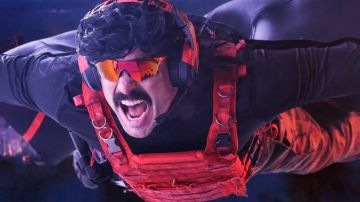 Video dr disrespect torna su youtube con fall guys ed è record di spettatori